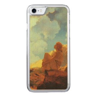 Maxfield Parrish Morning (Spring) Vintage Art Carved iPhone 8/7 Case