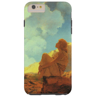 Maxfield Parrish Morning (Spring) Vintage Art Tough iPhone 6 Plus Case
