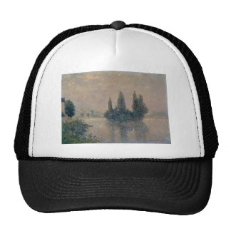 Maxime Maufra- Fog on the Seine (The Andelys) Trucker Hat