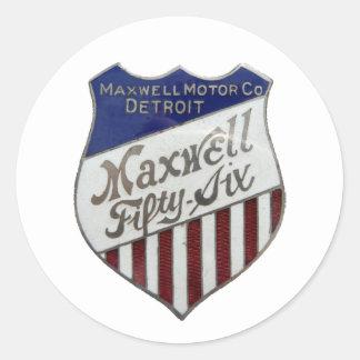 Maxwell Fifty-Six Sticker 2