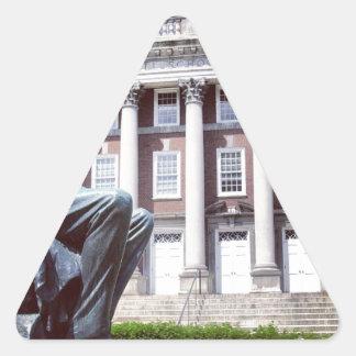 Maxwell Triangle Sticker