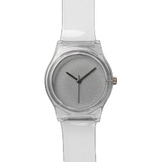 May28th Watchs SILVER SCREEN MINI HEARTS Watch