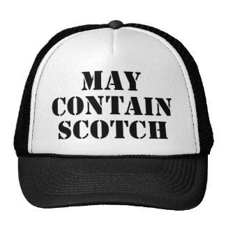 May Contain Scotch Cap