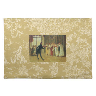 May I Have This Dance? Placemat