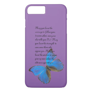 May you have the courage iPhone 7 plus case
