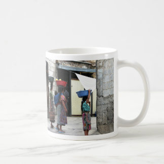 Maya women, Antigua, Guatemala Coffee Mug