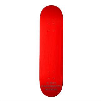 Mayan Red Fire 2012 Skateboard