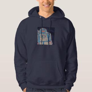 mazeppa robo buddy hood sweatshirt