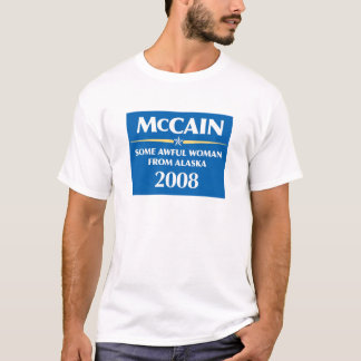 McCain Running Mate Shirt