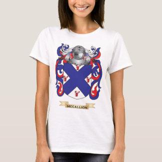 McCallion Coat of Arms (Family Crest) T-Shirt