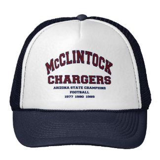 McClintock Chargers Cap