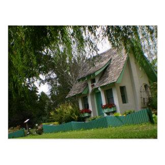 McCrory Gardens in Brookings SD postcards