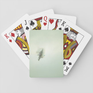 McDonnell Douglas CF-18B_Aviation Photography II Playing Cards