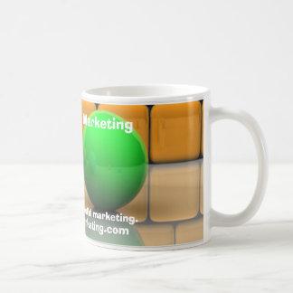 McGraw on Marketing Basic White Mug