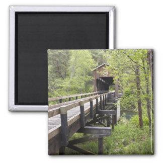 McKee covered bridge, Jacksonville, Oregon Magnet