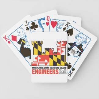 MDARNG Engineer Playing Cards