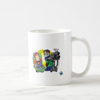 Mdeo mug of dentist