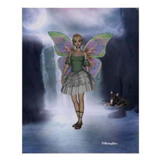 ME and the faeries 01 Posters