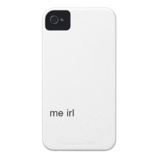 me irl iPhone 4 cover