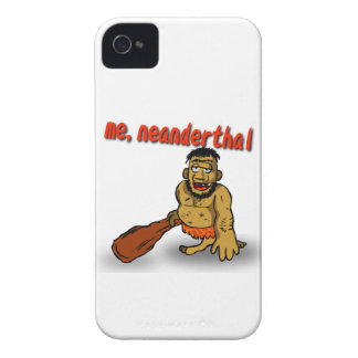 Me Neanderthal Blackberry Bold Case
