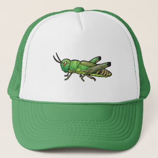 Meadow Grasshopper Trucker Hat