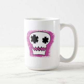Mechanical Skull Mug