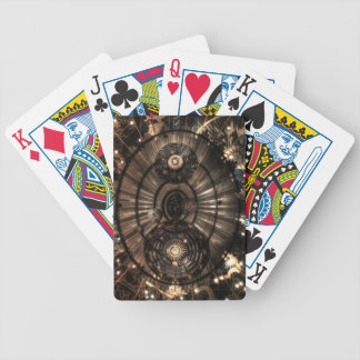 Mechanical Steampunk Zodiac Constellations Bicycle Playing Cards