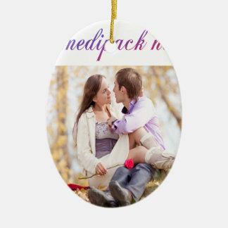 mediback humor christmas ornament