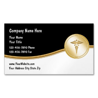 Medical Business Card Magnets Magnetic Business Cards
