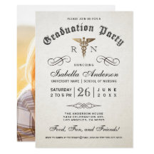Nurse graduation invitations announcements zazzle filmwisefo
