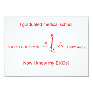 Medical School Graduation Cards