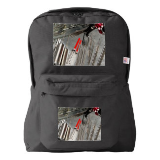 Medical Utensils Backpack