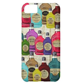 Medicine Man Magic Potion Apothecary Tonic Bottles iPhone 5C Case