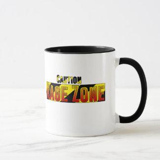 Medicz Caution Rage Zone Mug