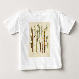 medieval-battle-axe-14 baby T-Shirt