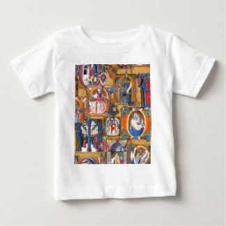 Medieval Illuminations Baby T-Shirt