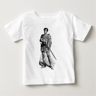Medieval Knight Infant's Shirt