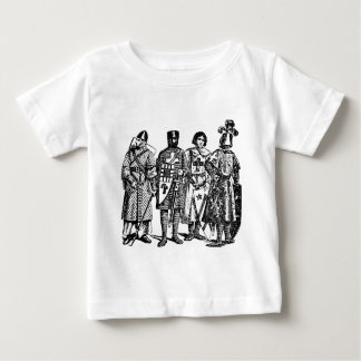 Medieval Knights Infant's Shirt