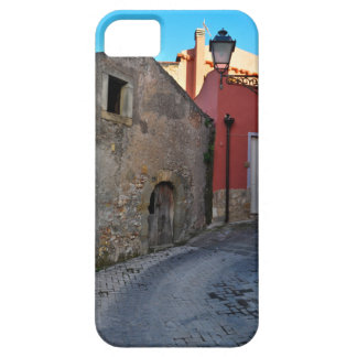 Medieval Sicilian mountain village iPhone 5 Cases