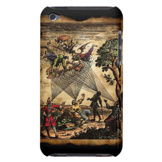 Medieval Spirit Minstrels Case-Mate iPod Touch Case