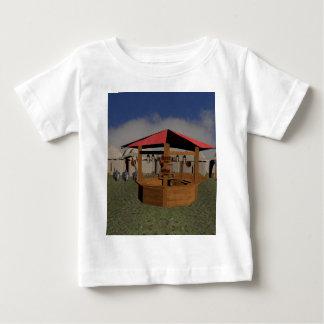 Medieval Tavern Baby T-Shirt