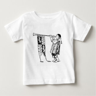 medieval tunics-1 baby T-Shirt