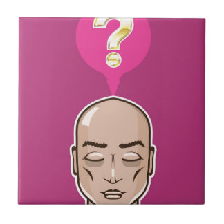 Meditate over a question tile