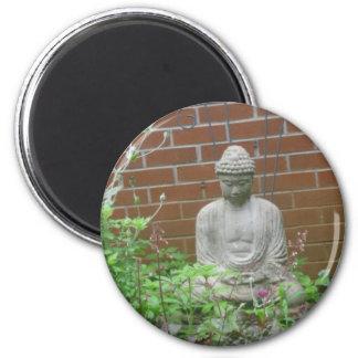 Meditating Buddha Magnet