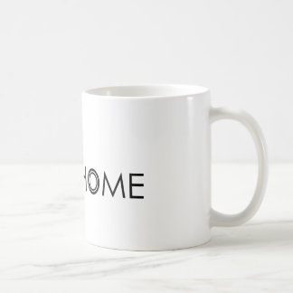 Meditation #3 classic white coffee mug