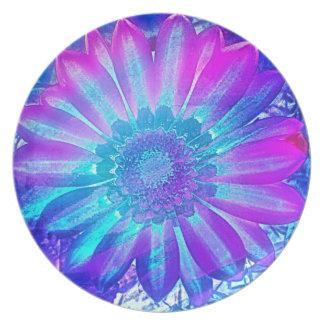 Meditation Flower Plate