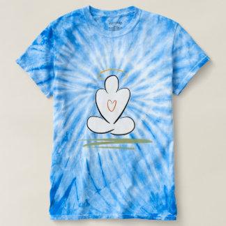 Meditation Man Harmony Tie Dye T-Shirt