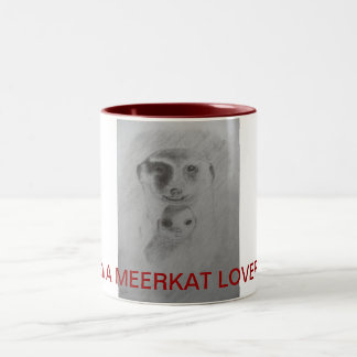 Meerkats Lover Mug