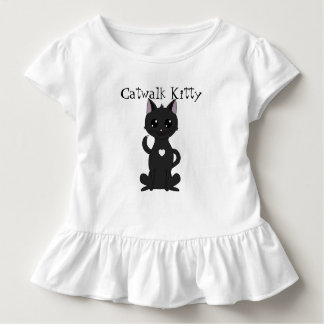 Meet Jolia the Cat Toddler T-Shirt