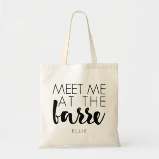 Meet Me at the Barre   Personalized Ballet